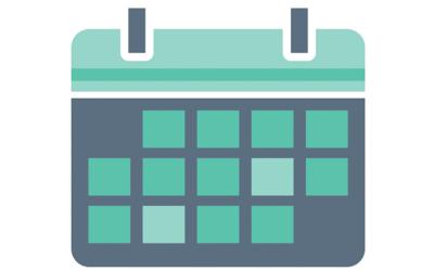 Calendario del contribuyente marzo-abril 2020