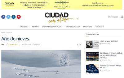 Año de nieves – Ciudad con Alma